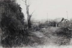*L_Steen_the garden,,, drawing 06-16