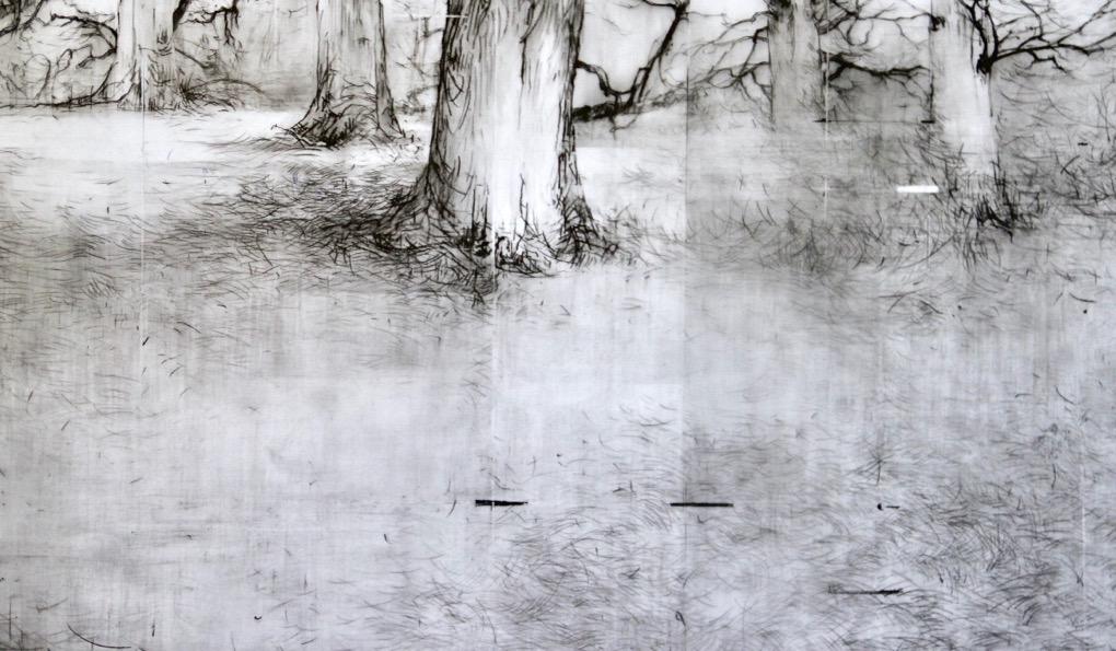 (detail 2) Winter Drawing 03-17