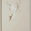 Laurie_Steen_Drawing on Pastel Canvas I