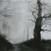 Devon Landscape. Drawing 18-08