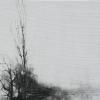 Winter Landscape, Fursdon.  Drawing 09-08
