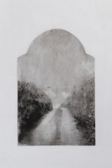 Laurie_Steen_the space of nothing and everything, hedge drawing 13-17 – Version 2