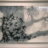 Laurie_Steen_the giving  Drawing 43-07 framed