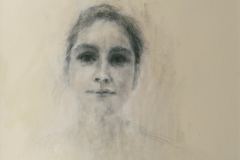 Laurie_Steen_Untitled Portrait I, Martha, Drawing 01-06