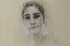 Laurie_Steen_Untitled Portrait II, Martha, Drawing 06-06