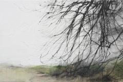 Winter View, Fursdon.  Drawing 01-08