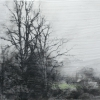 Winter Landscape, Fursdon.  Drawing 08-08